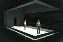 Les Moments forts (12): «Vu du pont» aux ateliers Berthier, par Matthieu Gosztola