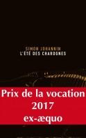 L'Été des charognes, Simon Johannin (par Léon-Marc Levy)