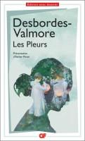 Les Pleurs, Marceline Desbordes-Valmore (par Didier Ayres)