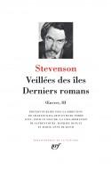 Robert Louis Stevenson, Œuvres, III en Pléiade (par Matthieu Gosztola)