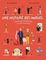 Une histoire des images pour les enfants, David Hockney, Martin Gayford, Rose Blake (par Ivanne Rialland)