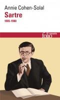 Sartre (1905-1980), Annie Cohen-Solal (par Matthieu Gosztola)