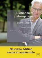 Dictionnaire philosophique, André Comte-Sponville (par Marc Wetzel)