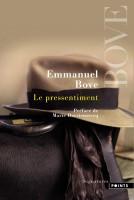 Le pressentiment, Emmanuel Bove (par Cyrille Godefroy)