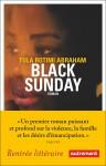 Black Sunday, Tola Rotimi Abraham (par Patryck Froissart)