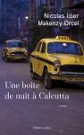Une boîte de nuit à Calcutta, Nicolas Idier, Makenzy Orcel (par Philippe Chauché)