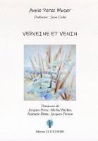 Verveine et Venin, Annie Perec Moser (par Patrick Devaux)