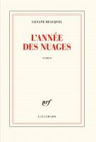 L'année des nuages, Lilyane Beauquel (par Théo Ananissoh)