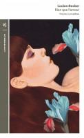 Rien que l'amour, Lucien Becker (par Philippe Leuckx)