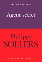 Agent secret, Traits et Portraits, Philippe Sollers / Légende, Philippe Sollers (par Philippe Chauché)