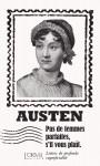 Pas de femmes parfaites, s'il vous plaît, Lettres de profonde superficialité, Jane Austen (par Yasmina Mahdi)