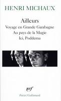 Ailleurs, Henri Michaux (par Marianne Braux)