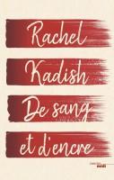 De Sang et d'encre, Rachel Kadish (par Gilles Banderier)