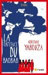 La patience du baobab, Adrienne Yabouza