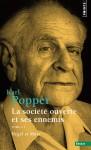 La Société ouverte et ses ennemis, Karl Popper (par Gilles Banderier)