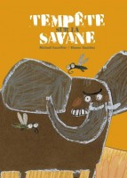 Tempête sur la savane, Michaël Escoffier, Manon Gauthier (par Yasmina Mahdi)