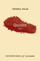 Quintet, Frédéric Ohlen (par Cathy Garcia)