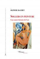 Sollers en peinture, Olivier Rachet (par Jean-Paul Gavard-Perret)