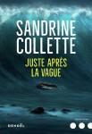 Juste après la vague, Sandrine Collette