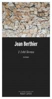 1144 livres, Jean Berthier