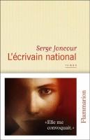 L'écrivain national, Serge Joncour
