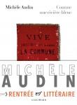 Comme une rivière bleue, Michèle Audin