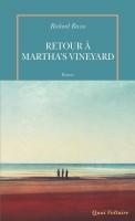 Retour à Martha's Vineyard, Richard Russo (par Sylvie Ferrando)