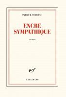 Encre sympathique, Patrick Modiano (par Marie-Pierre Fiorentino)
