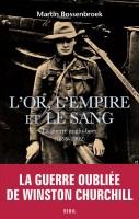L'Or, l'Empire et le Sang, Martin Bossenbroek (par Stéphane Bret)