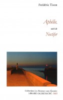 Aphélie, suivi de Noctifer, Frédéric Tison (par Murielle Compère-Demarcy)