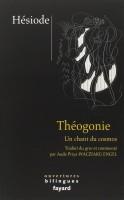 Théogonie. Un chant du cosmos, Hésiode