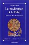La Méditation et la Bible, Aryeh Kaplan (par Gilles Banderier)
