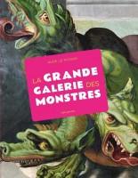 La Grande Galerie des monstres, Aude Le Pichon (par Yasmina Mahdi)