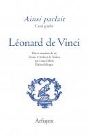 Ainsi parlait, Léonard de Vinci (par Didier Ayres)