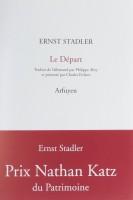 Le Départ, Ernst Stadler