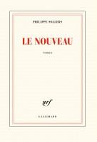 Le Nouveau, Philippe Sollers (par Philippe Chauché)