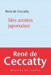 Mes années japonaises, René de Ceccatty (par Philippe Leuckx)