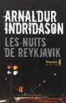 Les nuits de Reykjavik, Arnaldur Indridason