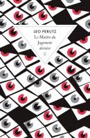 Le Maître du Jugement Dernier, Leo Perutz