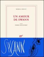 Marcel Proust, Un amour de Swann, orné par Pierre Alechinsky