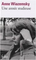 Une année studieuse, Anne Wiazemsky