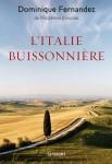 L'Italie buissonnière, Dominique Fernandez (par Catherine Dutigny)