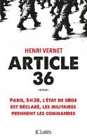 Article 36, Henri Vernet (par Stéphane Bret)