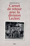 Carnet de retour avec la division Leclerc, Pierre Bourdan