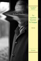 La septième fonction du langage, Laurent Binet