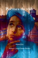 Poèmes du vide, Daniel Ziv (par Murielle Compère-Demarcy)