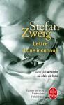 Lettre d'une inconnue, suivi de La Ruelle au clair de lune, Stefan Zweig (par Cyrille Godefroy)