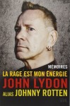 La rage est mon énergie, John Lydon alias Johnny Rotten, Andrew Perry