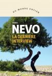 La dernière interview, Eshkol Nevo (par Anne Morin)