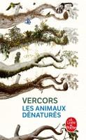 Les Animaux dénaturés, Vercors (par Marie-Pierre Fiorentino)